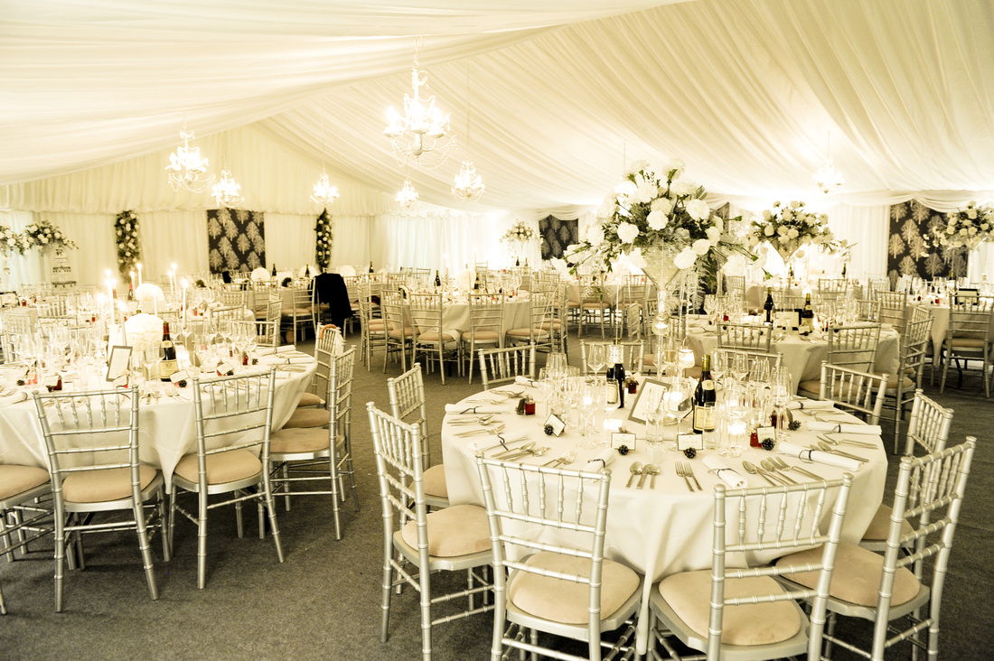 winter wedding marquee hire dorset