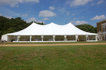 traditional marquee dorset