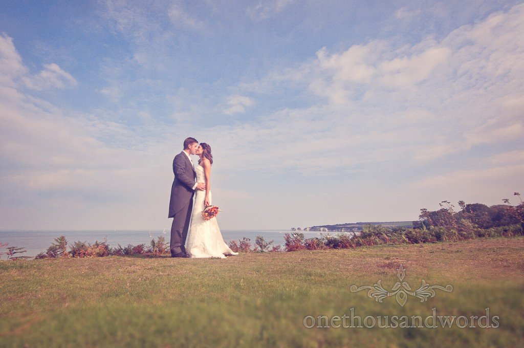 studland wedding dorset