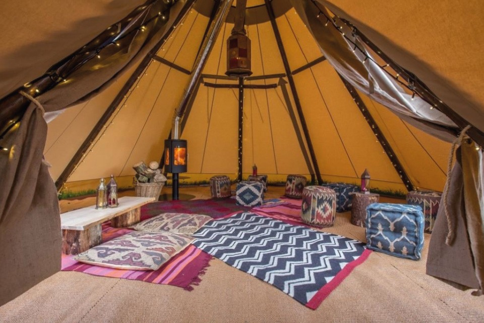 Tipi Hire Dorset Somerset Devon And Wiltshire